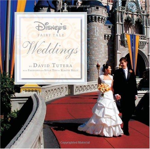 Download Disney's Fairy Tale Weddings pdf