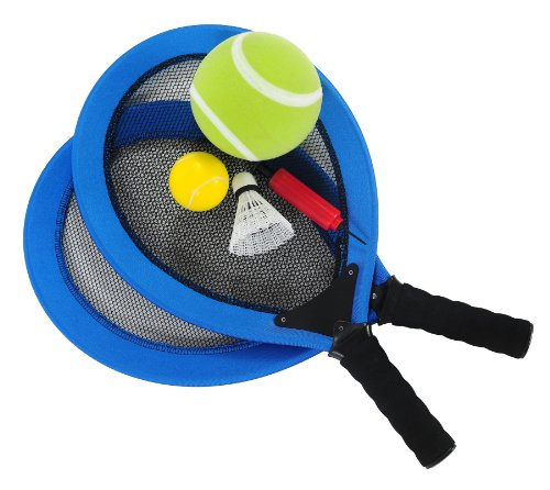 Outside Inside Backpack Racket Set