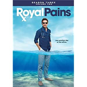 Royal Pains: Season 3 - Volume Two (2012)