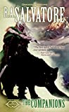 Book cover from The Companions: The Sundering, Book I by R. A. Salvatore