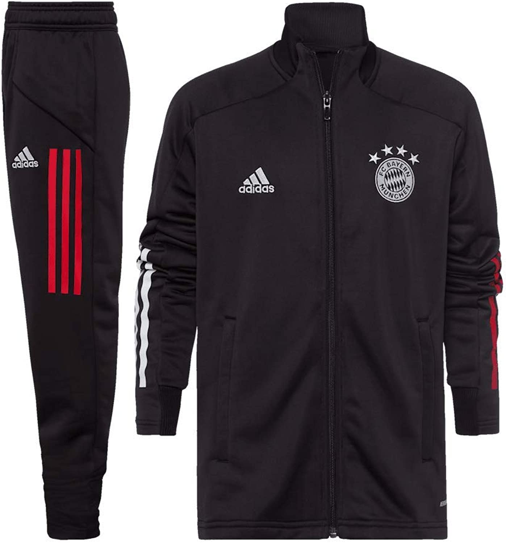 Trainingsanzug FCB Sports schwarz