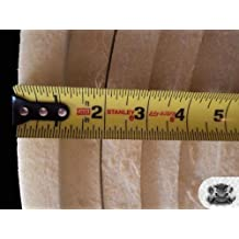 Foam Padding 1 Inch (sold by Continuous yard )
