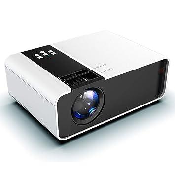 HongLianRiven Mini proyector de Cine en casa móvil: Amazon.es ...