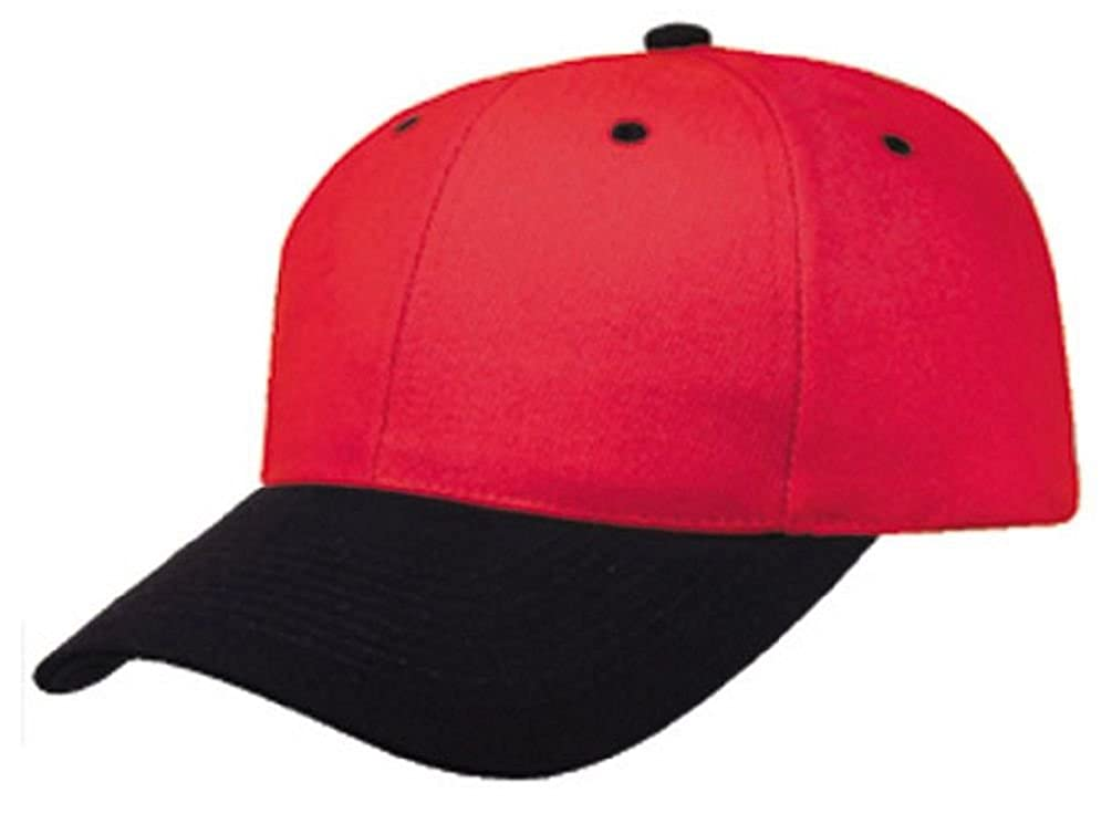 Dustin clothing series Heavy Brushed Cotton 6 Panel Low Crown Baseball Cap Caps Hat Hats