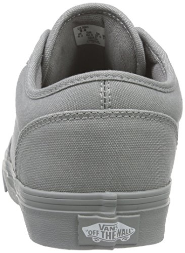 Vans M Atwood Deluxe - Zapatillas para hombre Gris - Grau ((Dip) mid gray/mid gray)