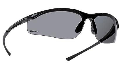 """Bollé contpol uno tamaño polarizadas""""Contorno"""" gafas de seguridad – Marrón"""