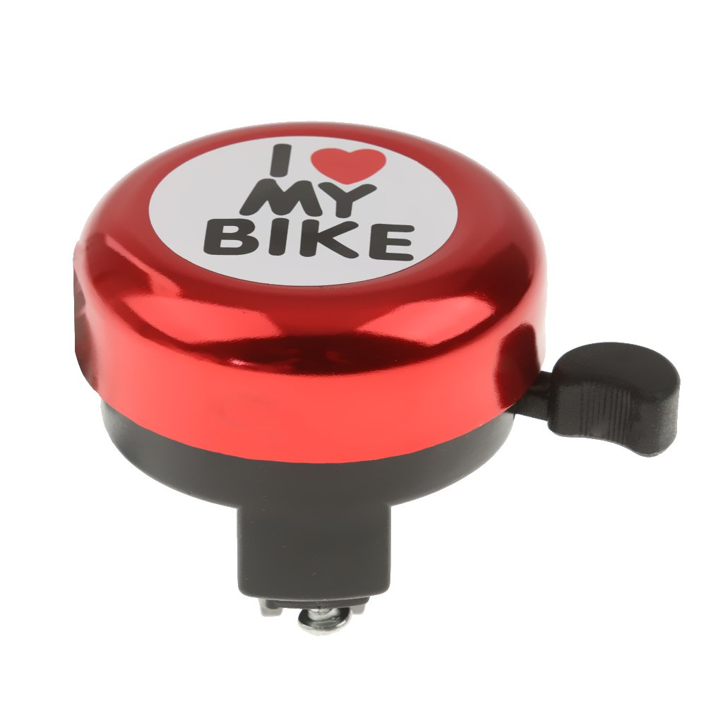 MagiDeal Kids Child Adults Bike Bicycle Women Children Boys Girls Cycling Bell Ring Sound - Gold