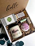 New Mom Gift - First time Mom Spa Set - Push Present