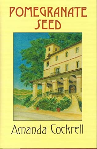 book cover of Pomegranate Seed