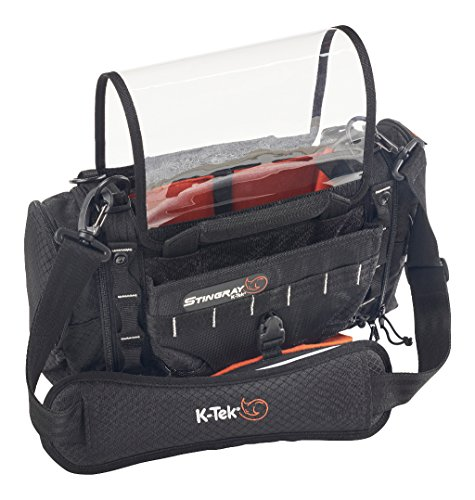 K-Tek Stingray Junior Audio Mixer Recorder Bag by K-Tek