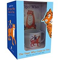 Tiger Who Came to Tea Book and Cup Gift Set