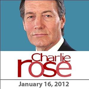 Charlie Rose: Wynton Marsalis, Gary Locke, and Thomas Caplan, January 16, 2012 Radio/TV Program