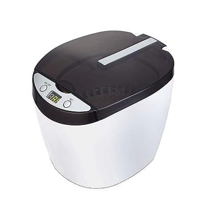 máquina de limpieza por ultrasonidos digital hecha en casa de joyería circuito temporizador collar anillo de