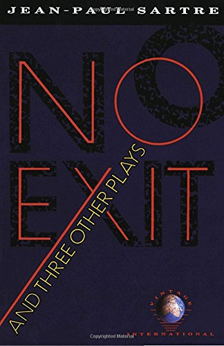 No Exit and Three Other Plays (Vintage International)