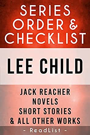 Lee Child Series Order & Checklist: Jack Reacher Series
