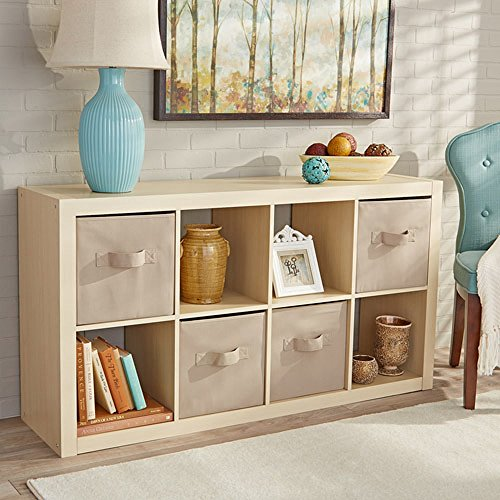 Better Homes And Gardens 8 Cube Organizer Birch