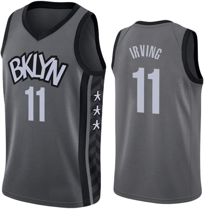 Kyrie Irving # 11, Brooklyn Nets Equipo, Versión City, Jerseys del ...