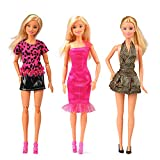 Bigib Set for 11 Ba-Girl Fashion Dolls Clothes