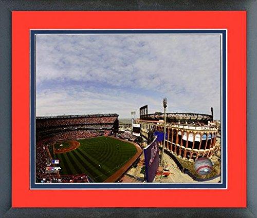 Shea Stadium Citi Field (Shea Stadium & Citi Field New York Mets MLB Stadium Photo (Size: 13