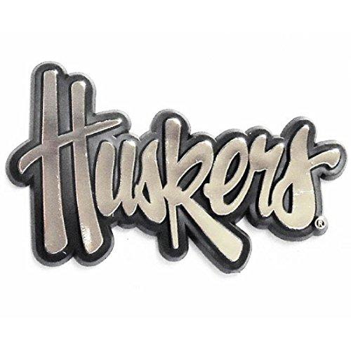 Huskers Decal - Jenkins Enterprises Nebraska Cornhuskers Logo Auto Emblem