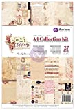 Prima Marketing 655350992071 A4 Collection Kit - Love Clippings Art