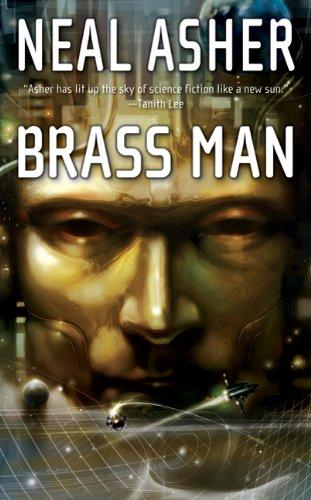 Brass Man (Agent Cormac)
