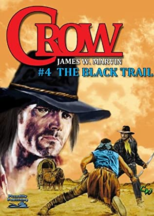 book cover of Black Trail