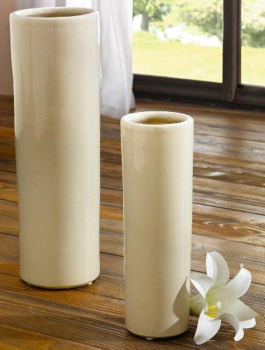 Moderne Keramik Deko-Vase