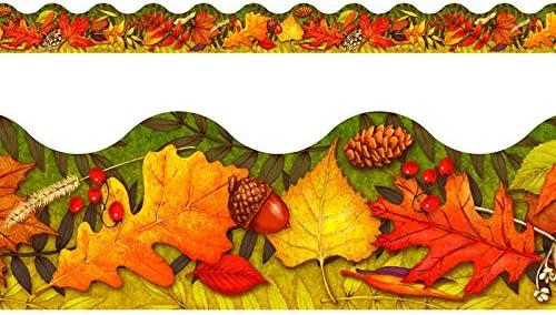 TREND enterprises Inc Leaves of Autumn Terrific Trimmers 39 ft