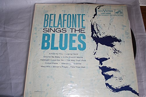 Belafonte Sings Blues Harry product image