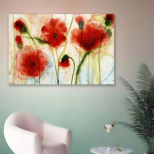 Beautiful Flower Painting for Bedroom Living Room ation