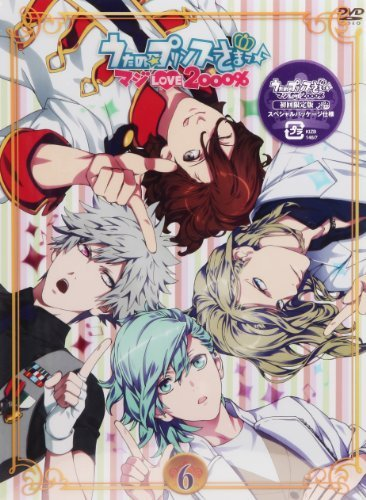 Animation - Uta No Prince-Sama Maji Love 2000% 6 (DVD+CD) [Japan DVD] KIZB-146