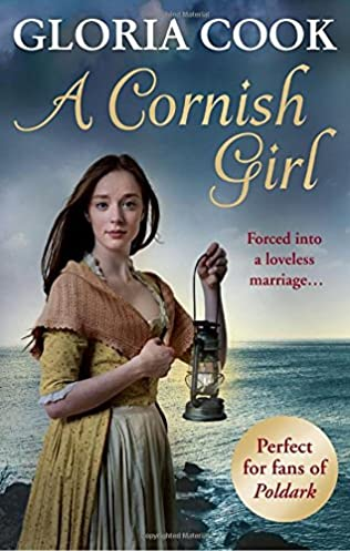 book cover of A Cornish Girl