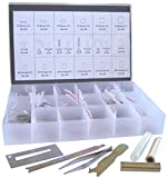 Schlage Compatible Rekeying Kit 7 Tool & 200 Pin Series