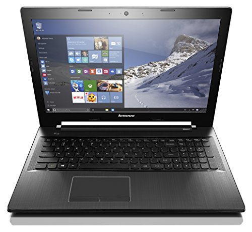 Lenovo Z50 80EC00GKUS  Laptop (Windows 10 Home, AMD A10-7300 1.9 GHz Processor, 15.6 inches Display, SSD: 1 TB, RAM: 8 GB DDR3) Black