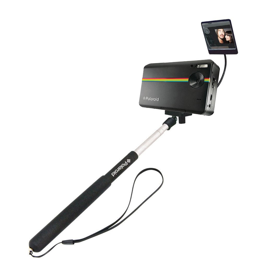 im/án Tr/ípode 1//4/ Polaroid 37/Selfie Stick//monopi/é /20/Adaptador para c/ámara de acci/ón Cubo Montar Votre Cubo para el Palo de Selfie