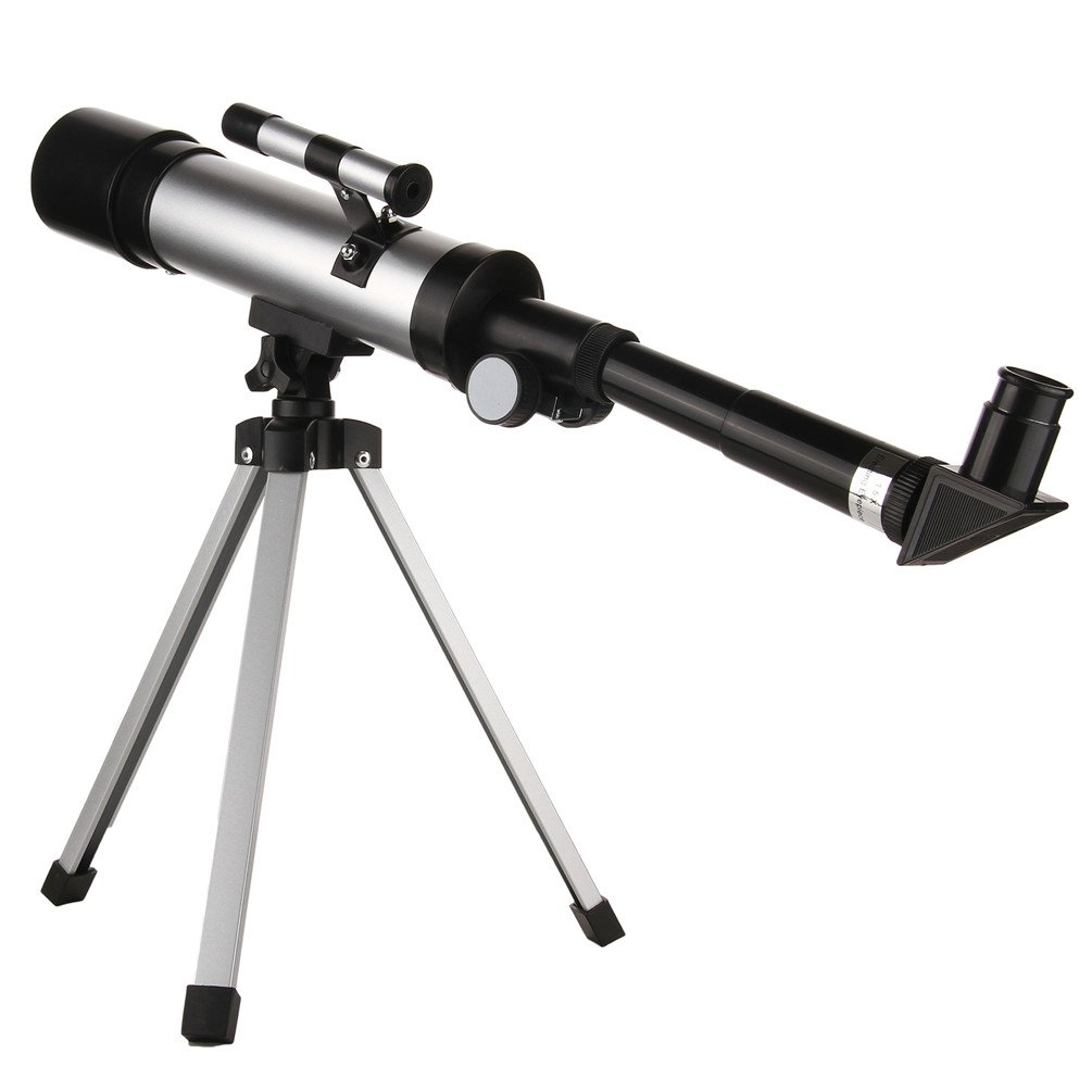 IOQSOF Telescope for kids Nature Exploration Toys,Tripod,High-Definition Telescope Educational Toy for Kids,Light,Stable,Cool Easy to Use