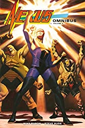Image of the product Nexus Omnibus Volume 3 that is listed on the catalogue brand of Dark Horse Comics.