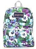 Jansport Superbreak Backpack (over exposed multi water...