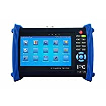 7 Touchscreen LCD Multifunction Camera Tester for CCTV and IP