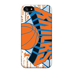 Iphone 5/5s ECn4171WOBF Allow Personal Design Lifelike Oklahoma City Thunder Image Shock Absorbent Hard Phone Covers -LavernaCooney