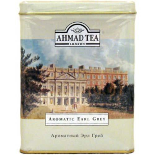 Ahmad Aromatic Earl Grey, 500 Gram Tin