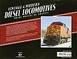 Vintage & Modern Diesel Locomotives: Prime Movers of America