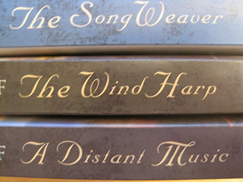 The Mountain Song Legacy Set by B.J. Hoff (A Distant Music, The Wind Harp, The Song Weaver)