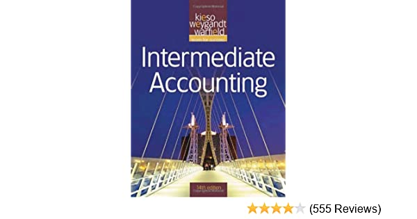 Intermediate accounting donald e kieso jerry j weygandt terry intermediate accounting donald e kieso jerry j weygandt terry d warfield 9780470587232 amazon books fandeluxe Image collections