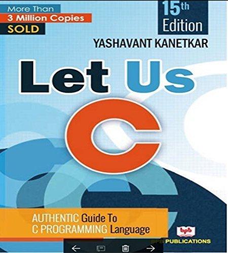 Download Let Us C - 15th Edition PDF