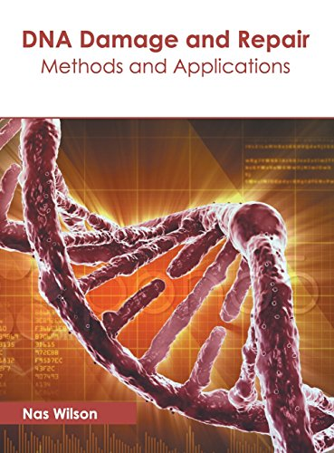 DNA Damage and Repair: Methods and Applications