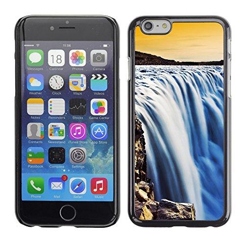 """Premio Sottile Slim Cassa Custodia Case Cover Shell // V00002670 Dettifoss Islande // Apple iPhone 6 6S 6G 4.7"""""""