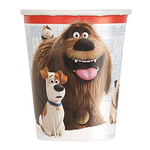 9oz The Secret Life of Pets Party Cups, 8ct