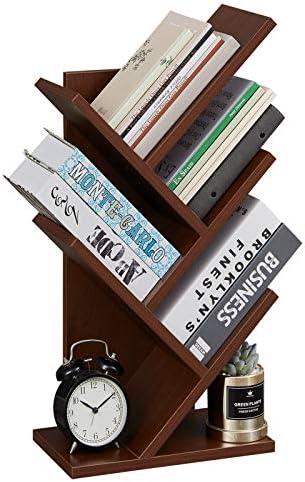 Editors' Choice: SUPERJARE Tree Bookshelf